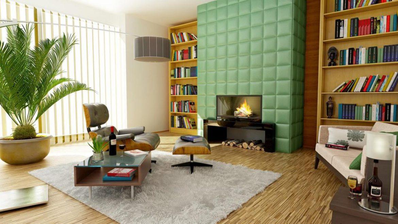 תרומת השטיח לעיצוב הסלון